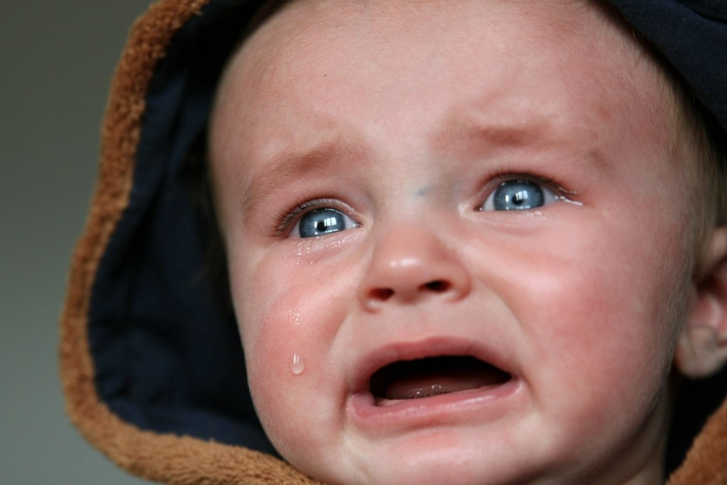 płaczące-niemowlę
